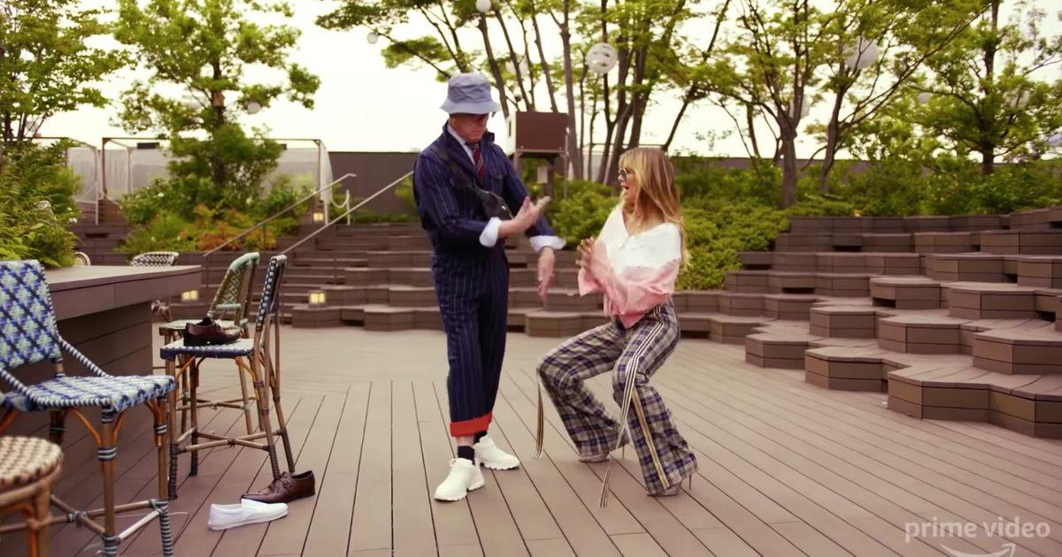 Making The Cut Trailer: Tim and Heidi Make It Work…No, Wait, Sorry, Make the Cut