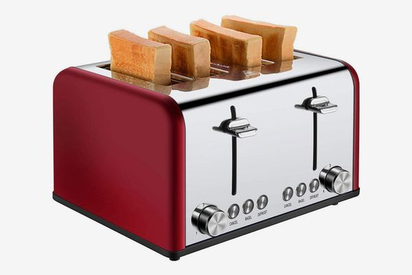 CUSIBOX Stainless Steel Toaster