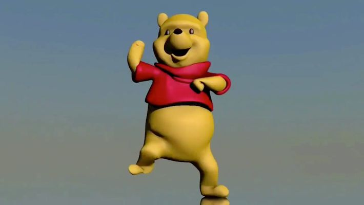 Winnie the pooh dancing meme takes over twitter tags twitter winnie the pooh voltagebd Image collections