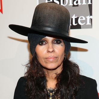 Musician Linda Perry attends The L.A. Gay & Lesbian Center's 2014 An Evening With Women (AEWW) at The Beverly Hilton Hotel on May 10, 2014 in Beverly Hills, California.
