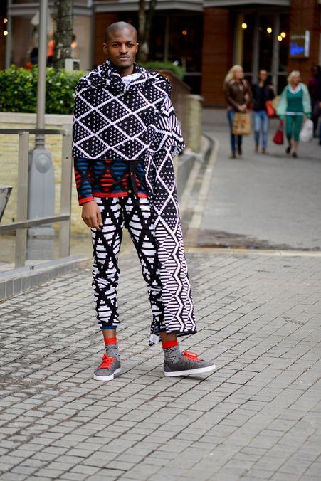 Johannesburg African Street Style The Cut