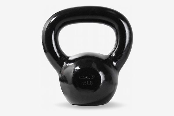 Cap Barbell Enamel Coated Cast Iron Kettlebell