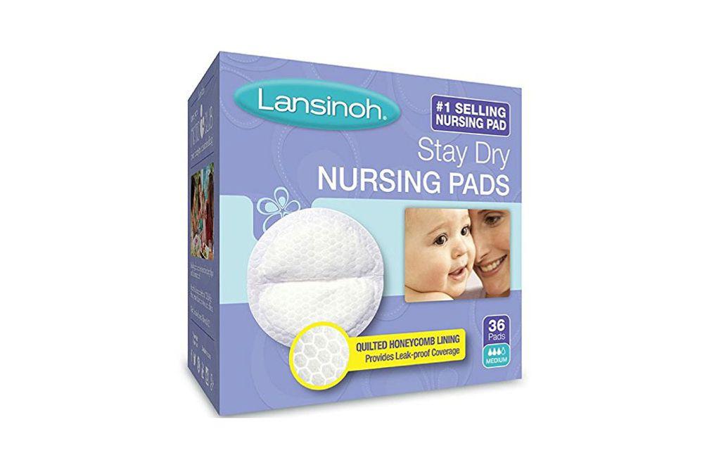 Lansinoh Stay Dry Nursing Pads
