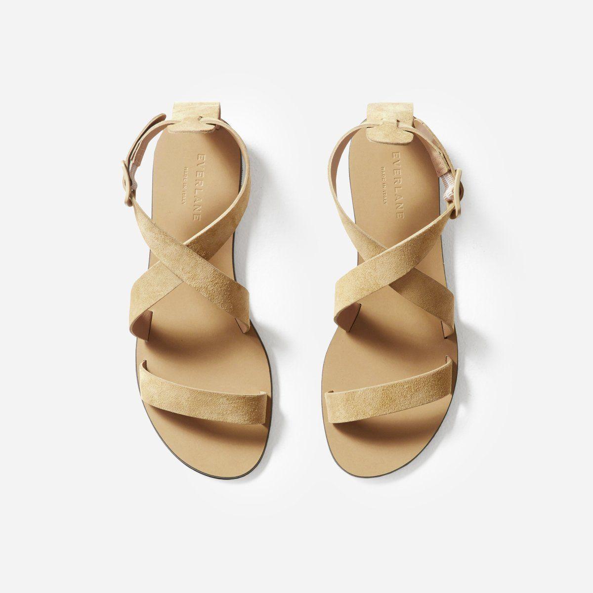 Everlane Modern Wrap Sandal