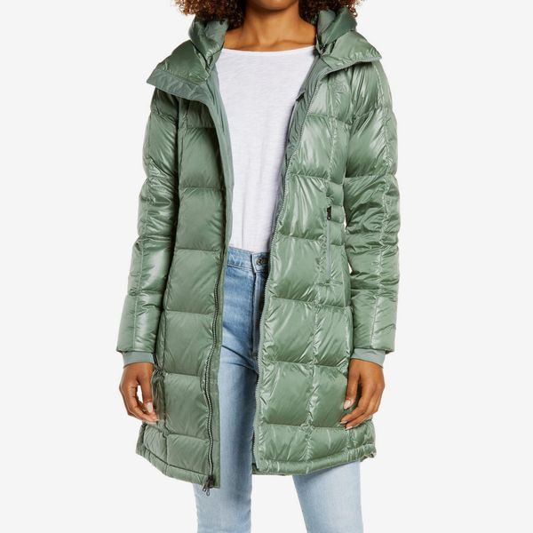 Acropolis Water Repellent 550 Fill Power Down Parka