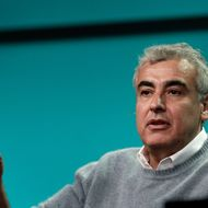 Marc Lasry, chief executive officer and co-founder of Avenue Capital Group, speaks during a panel discussion at the annual Milken Institute Global Conference in Beverly Hills, California, U.S., on Wednesday, May 2, 2012. The conference brings together hundreds of chief executive officers, senior government officials and leading figures in the global capital markets for discussions on social, political and economic challenges. Photographer: Jonathan Alcorn/Bloomberg via Getty Images