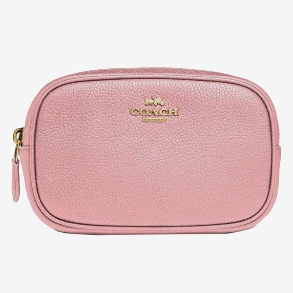 pink coach belt bag coach-summer-sale
