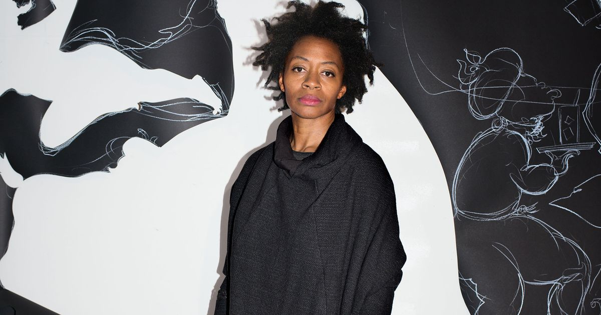 after the sphinx kara walker is a new kind of public figure