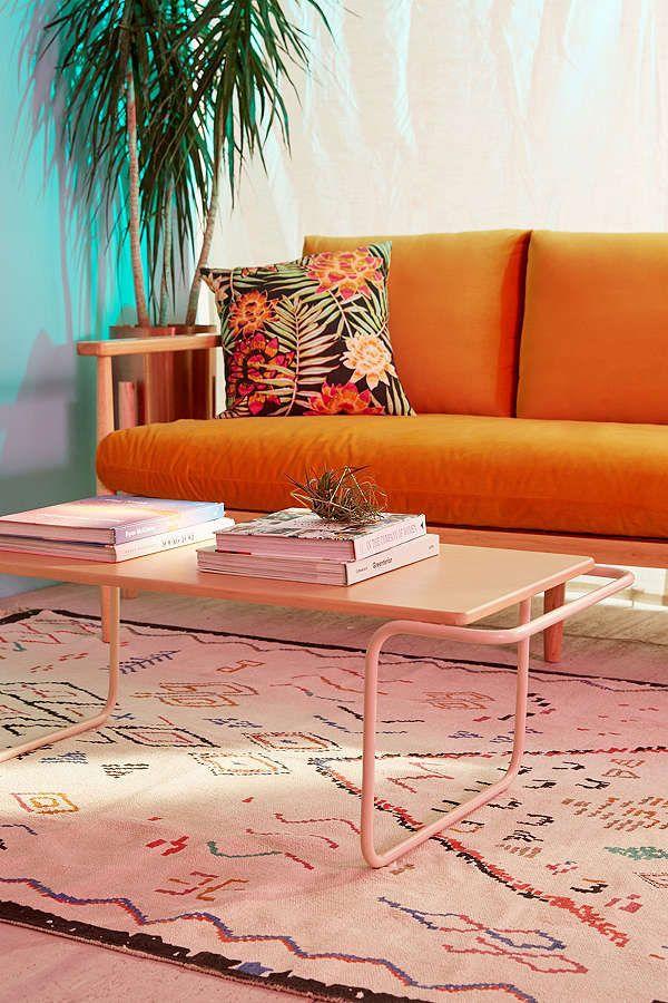 Carlton Wooden Coffee Table
