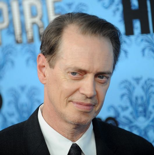 "NEW YORK, NY - SEPTEMBER 05:  Actor Steve Buscemi  attends HBO's ""Boardwalk Empire"" Season Three New York Premiere at Ziegfeld Theater on September 5, 2012 in New York City.  (Photo by Brad Barket/Getty Images)"