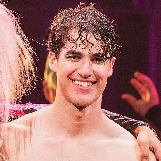 "Darren Criss's Debut Performance In Broadway's ""Hedwig And The Angry Inch"""