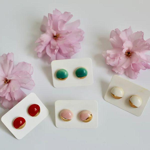 Sio Ceramics Samantha Earrings