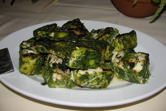 Fennel, coriander, mint, rue, lovage, honey, oil and black pepper would mostly all have to be brought to Rome through laborious shipping methods to make a dish such as this.<br>