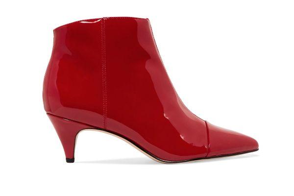 Sam Edelman Kinzey Patent Ankle Boots