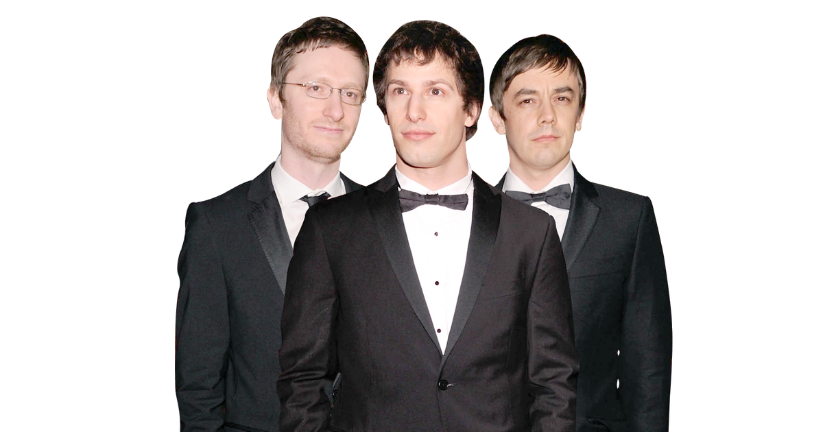 The Lonely Island On Their New Album And Michael Bolton's