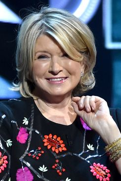 TV personality Martha Stewart onstage at The Comedy Central Roast of Justin Bieber at Sony Pictures Studios on March 14, 2015 in Los Angeles, California.
