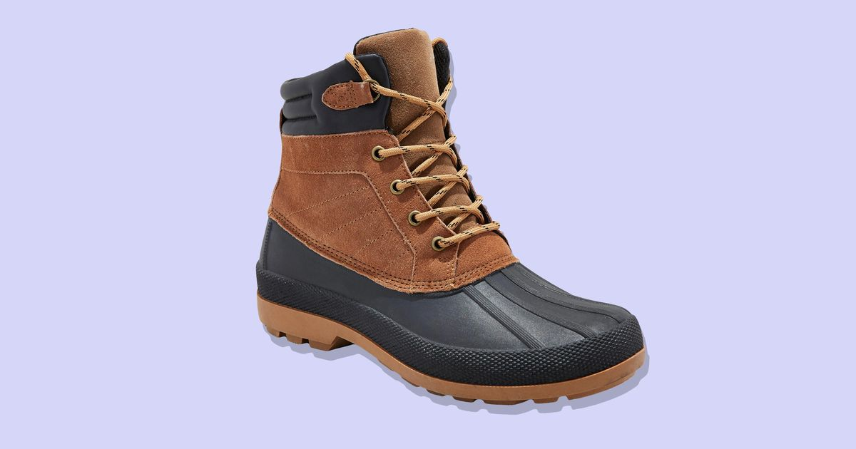 8036e2b713ee The Best Snow Boots Under  50 Are at Target s Men s Section