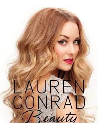 The cover of Lauren Conrad's new book, <em>Beauty</em>.