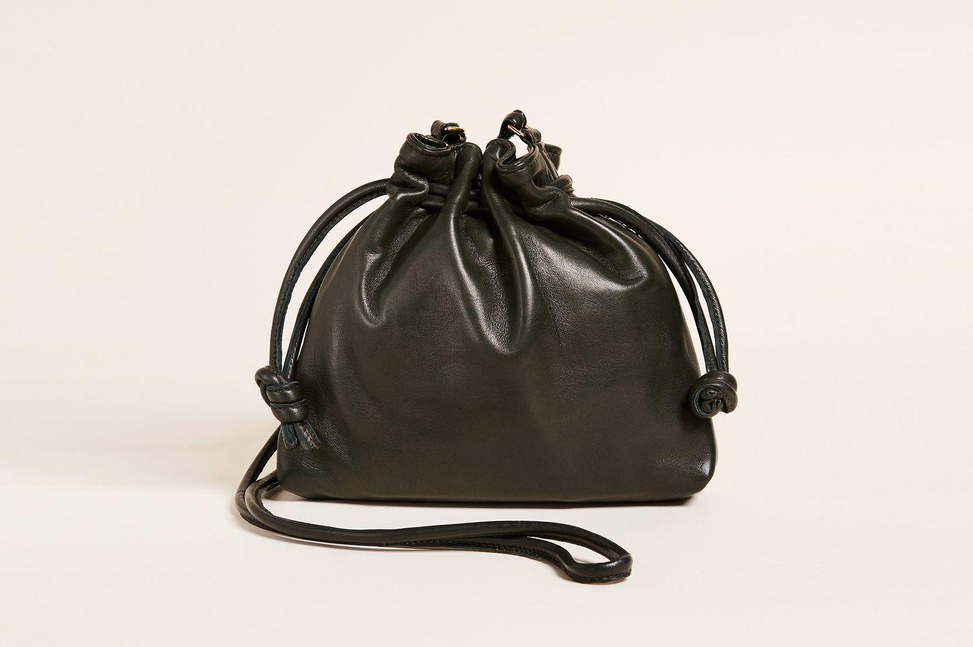 Clare V. Petit Drawstring Bag