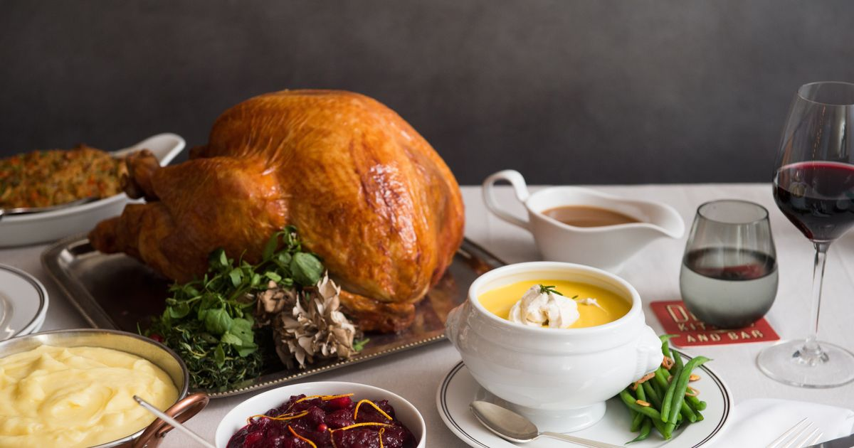 38 restaurants open on thanksgiving in nyc for What restaurants are open on thanksgiving