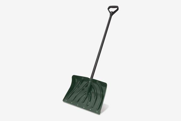 Suncast 18-inch Snow Shovel/Pusher Combo