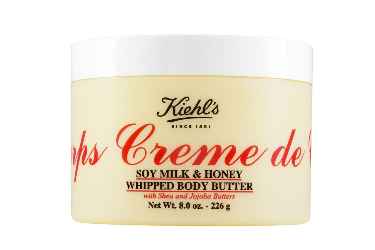 Kiehl's 'Creme de Corps' Soy Milk & Honey Whipped Body Butter