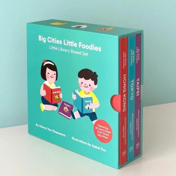 Big Cities Little Foodies