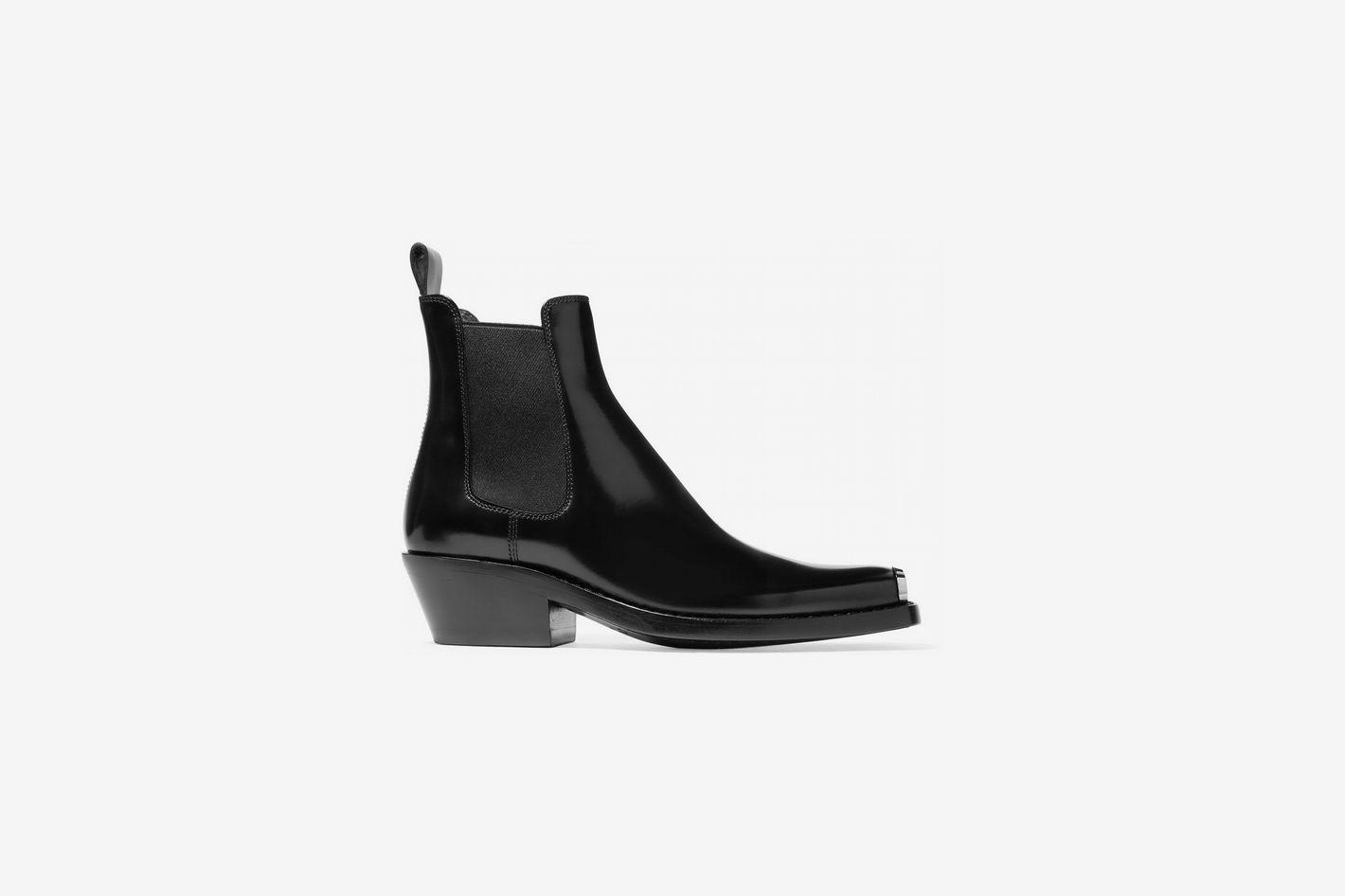 e3d8f968af68 Calvin Klein Claire Ankle Boots