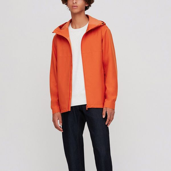 Uniqlo Men's Blocktech Parka