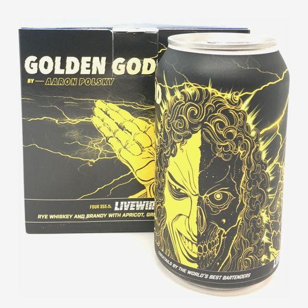 LiveWire Golden God, 4-pack