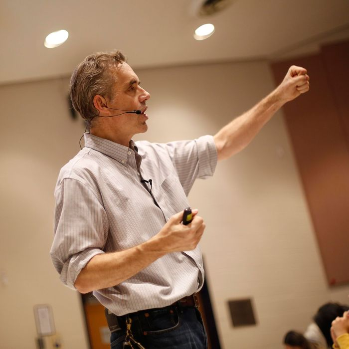competitive price f9a52 553ba The Left s Contempt for Jordan Peterson Is Perfectly Rational