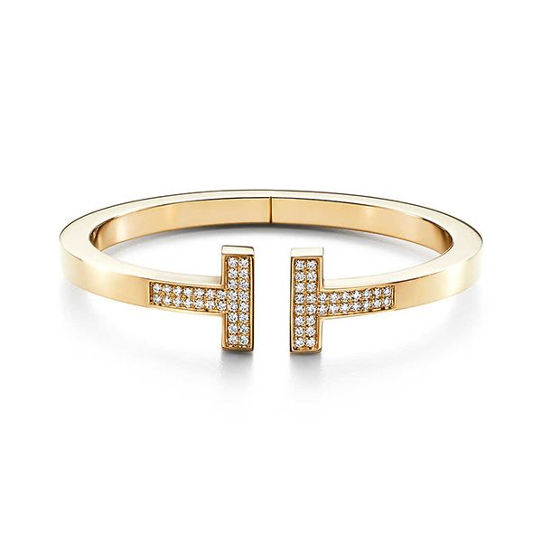 Tiffany T Square Bracelet