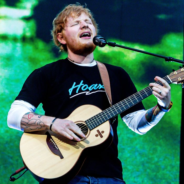 Ed Sheeran 'No  6 Collaborations Project' Album Review