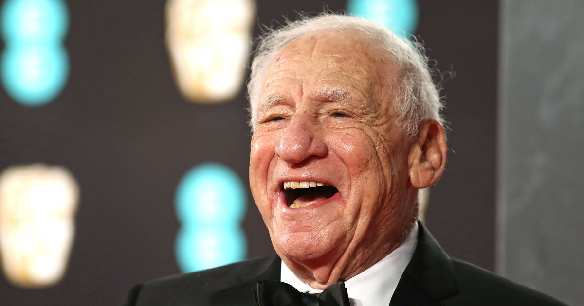 Mel Brooks Was Paid $500k for a Never-Released Project