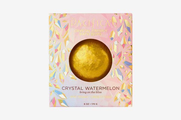 Crystal Watermelon Bath Bomb