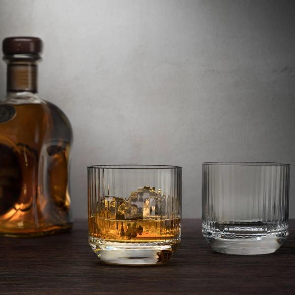 Nude Glass Big Top Set of 4 Whisky SOF Glasses