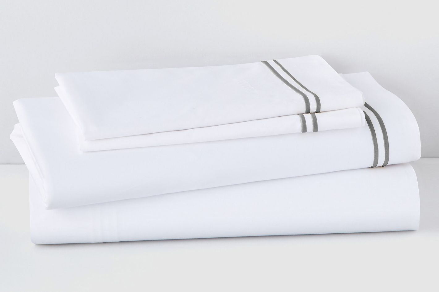Frette Hotel Clic Sheet Set Queen