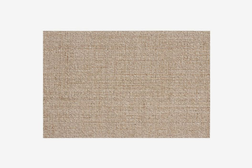 Pottery Barn Chunky Wool and Jute Rug
