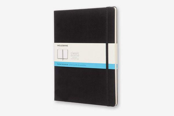Moleskine Classic Notebook, Extra Large