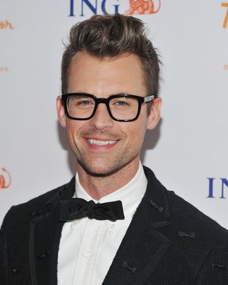 NEW YORK, NY - JUNE 27: Stylist/TV personality Brad Goreski attends Trevor Live: An Evening Benefiting the Trevor Project at Capitale on June 27, 2011 in New York City. (Photo by Stephen Lovekin/Getty Images)