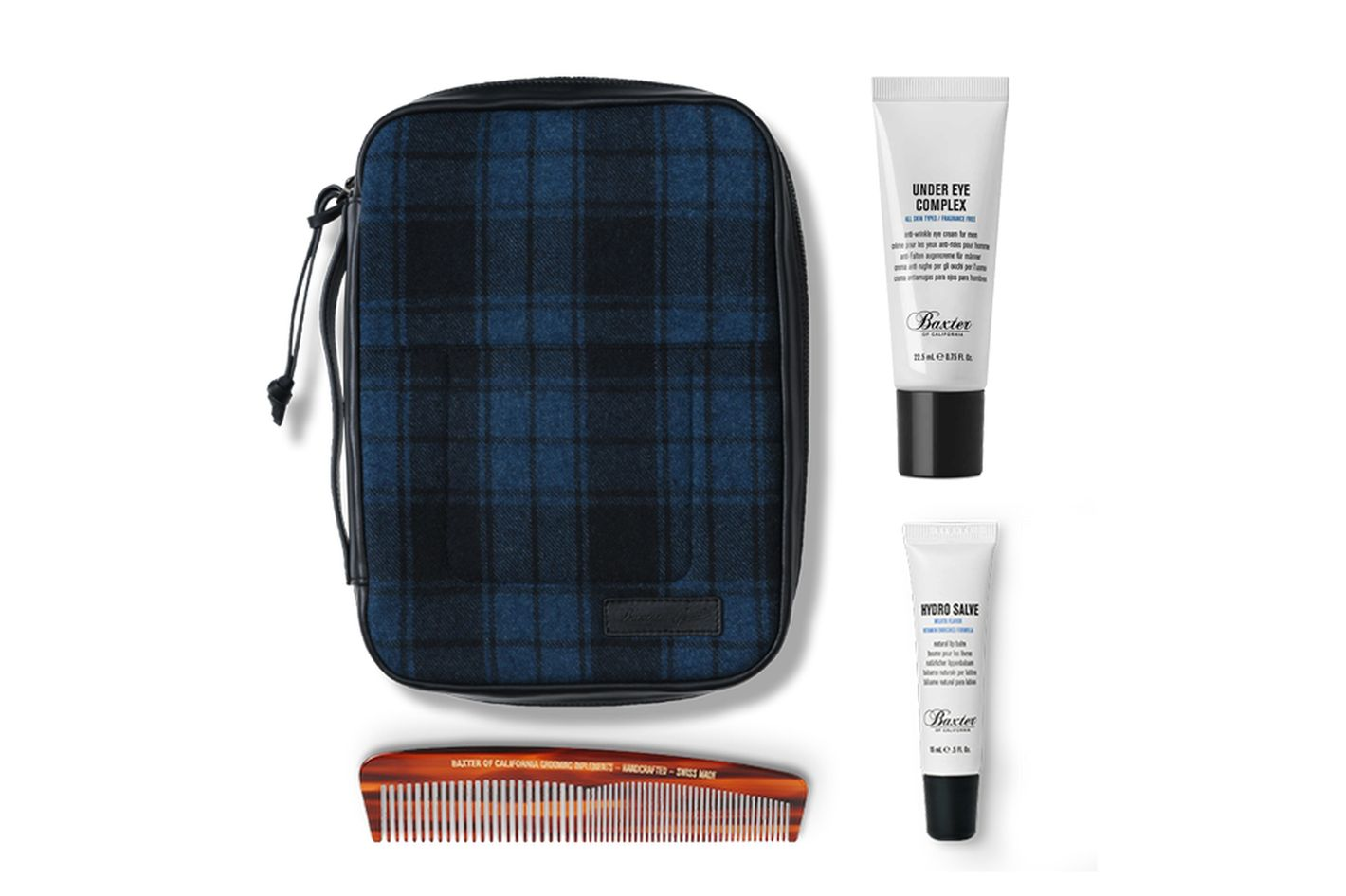 Baxter GRAYERS TECH TRAVEL KIT BUNDLE