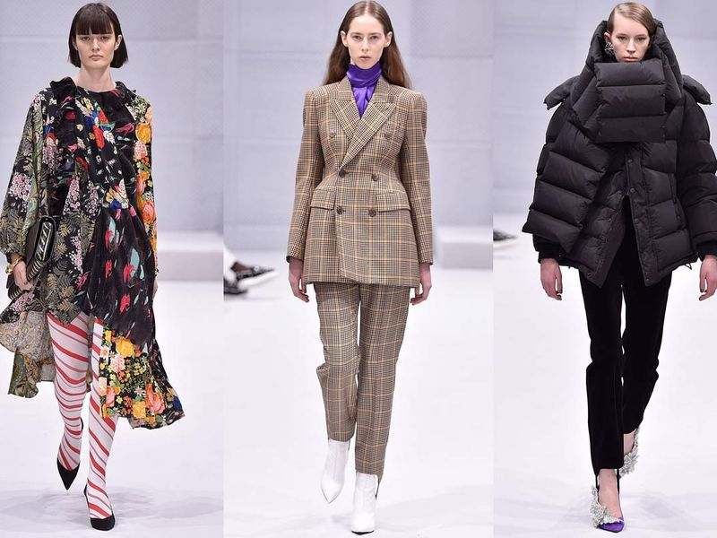photos officielles 8aeaa ac077 And Just Like That, Balenciaga Is Back -- The Cut