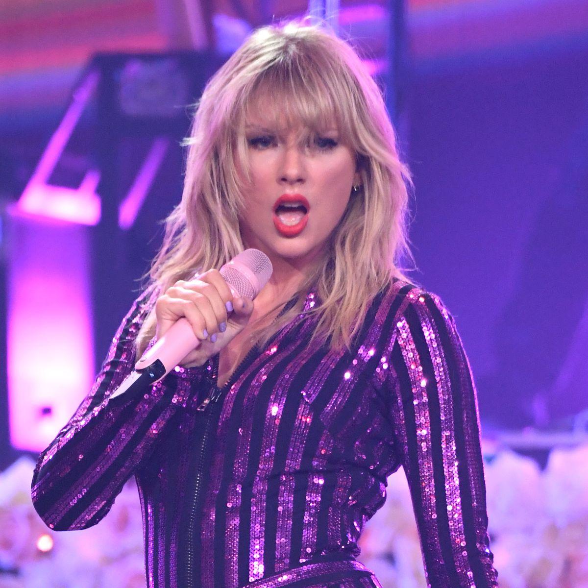 Drunk Taylor Swift Looks Like A Lot Of Fun On Instagram