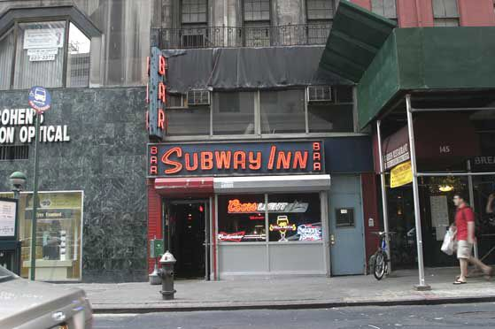 Judge Temporarily Halts Subway Inn's Eviction Proceedings
