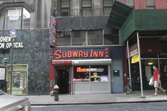 Subway Inn