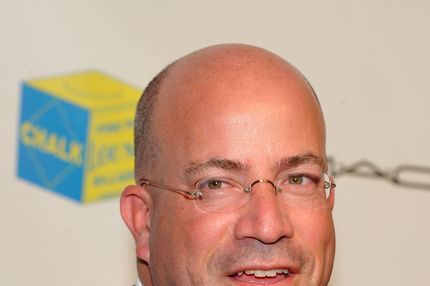 "NEW YORK, NY - OCTOBER 26:  Jeff Zucker attends the 10th Annual Elton John AIDS Foundation's ""An Enduring Vision"" benefit at Cipriani Wall Street on October 26, 2011 in New York City.  (Photo by Mike Coppola/Getty Images)"