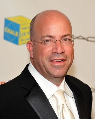 NEW YORK, NY - OCTOBER 26: Jeff Zucker attends the 10th Annual Elton John AIDS Foundation's