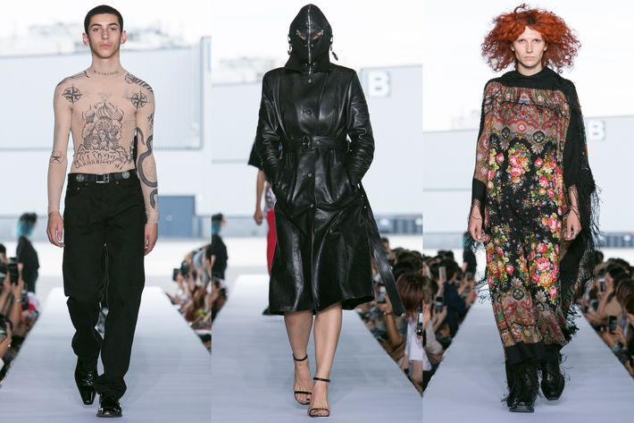 Vetements Spring 2019 Couture Week Show Was a Reinvention e25b75c912f