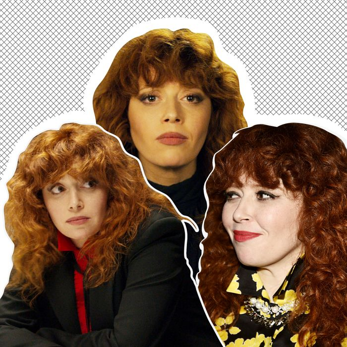 Natasha Lyonne's Curly Bangs Are the Best Part of Russian Doll