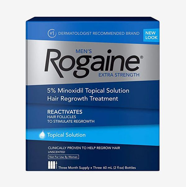 Rogaine Extra Strength 5 Percent Minoxidil Topical Solution